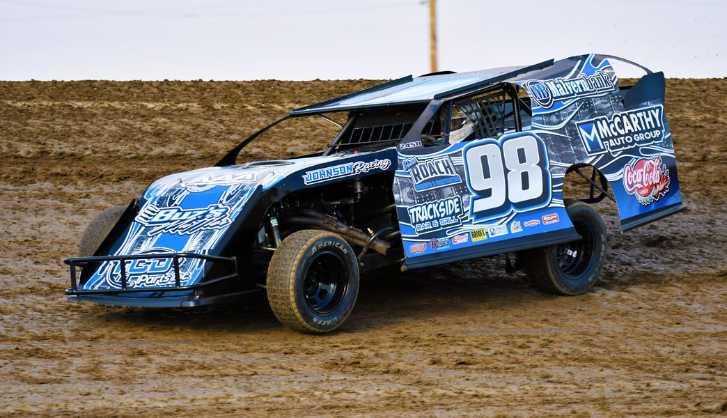 USMTS at I-35 Speedway this Saturday Night