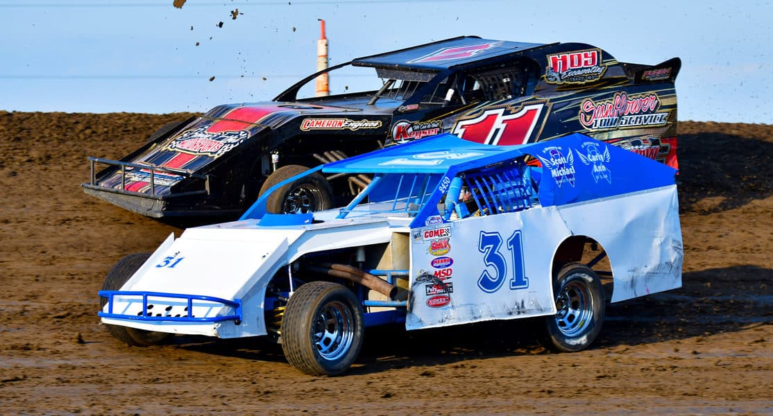 USRA Nationals at I-35 Speedway Winston, MO