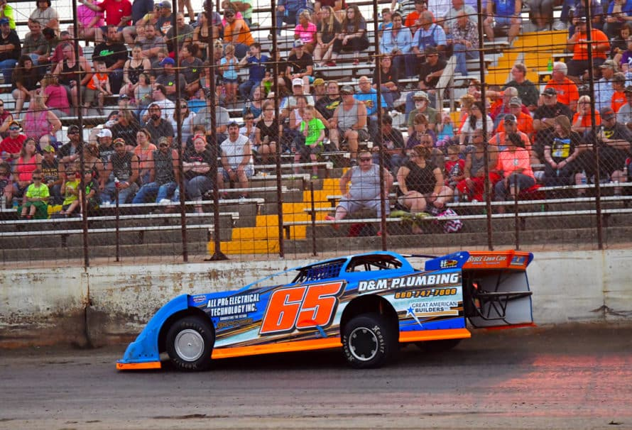I-35 Speedway Double Fun Weekend June 2 and 3