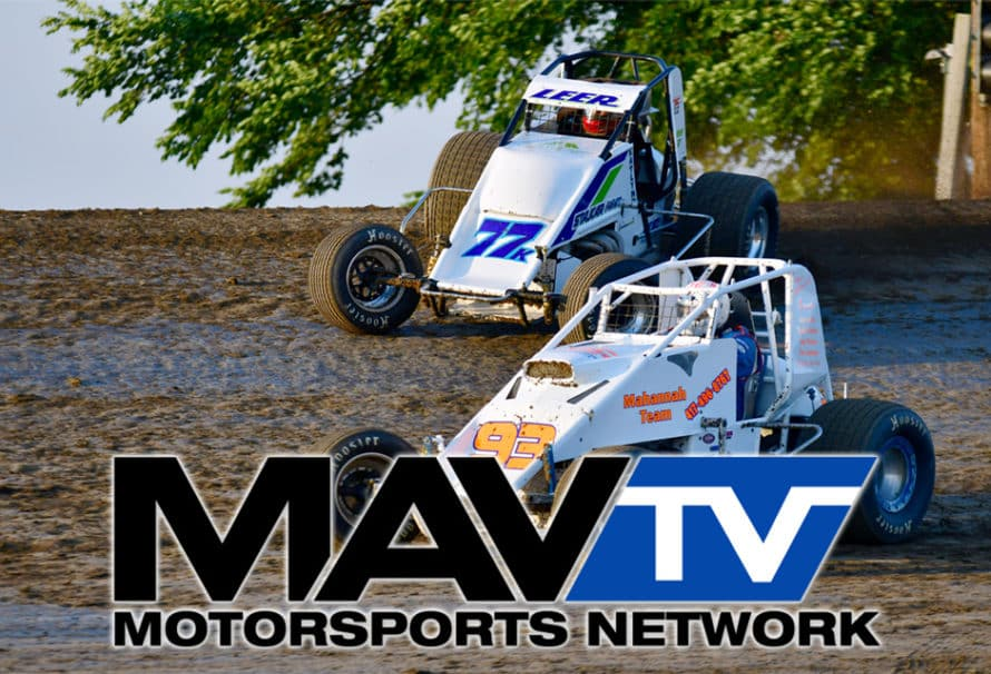 Get Ready for MAV TV this Saturday Night at I-35 Speedway