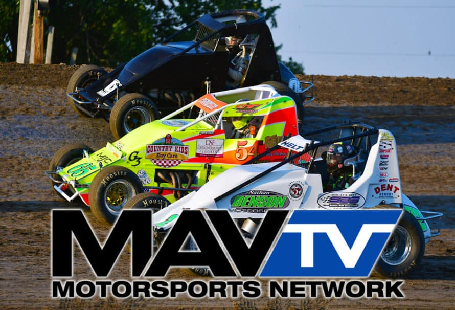 Pro-Ag Night this Saturday at I-35 Speedway Winston, MO with Lucas Oil PowerI Non-Wing Sprint Cars