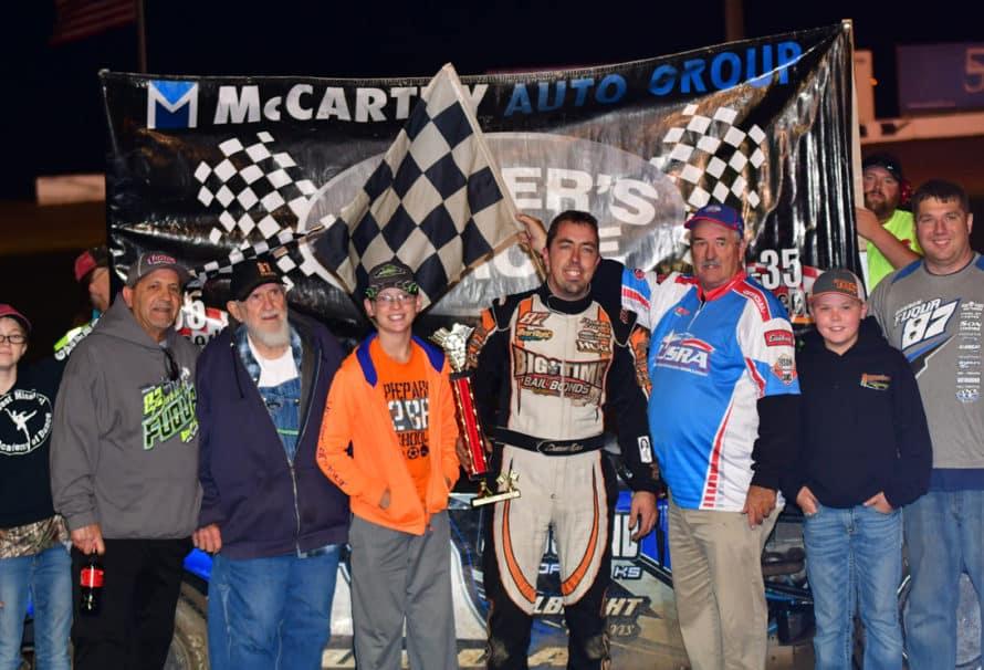 Scobee Powerline Night at I-35 Speedway!