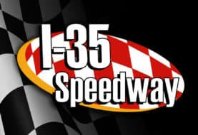 I-35 Speedway Press Release Driver Meeting