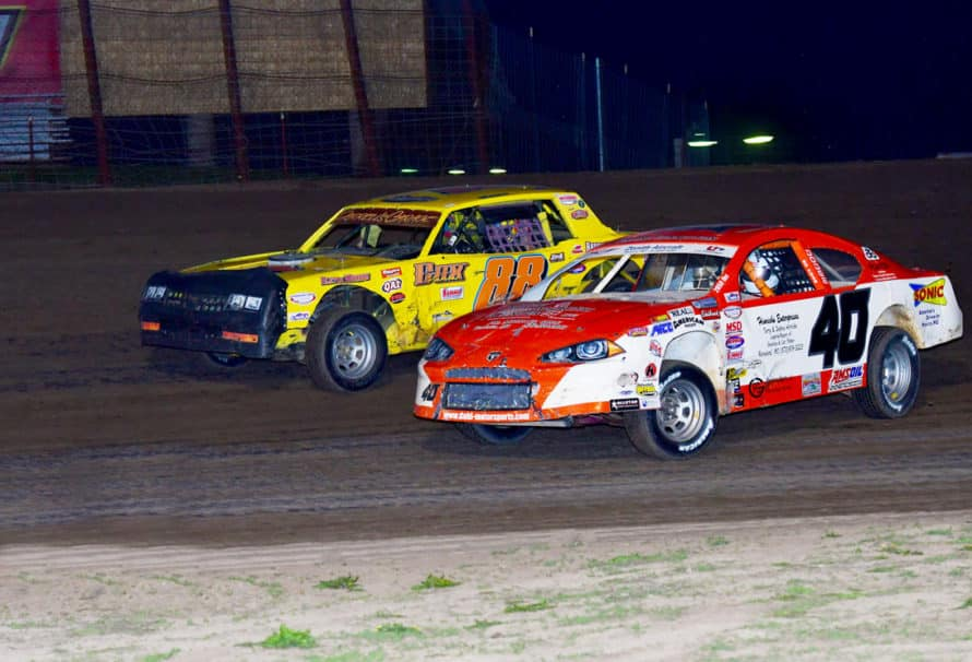 I-35 Speedway Gary Davis Race Press Release