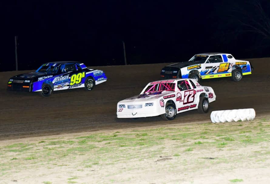 I-35 Speedway May 1, 2018 Press Release