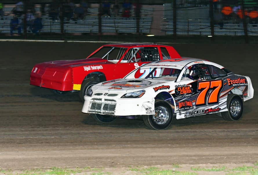 I-35 Speedway Exciting Races Ahead