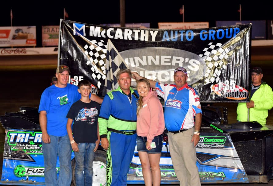 Dotson, Huls and Noll Among Drivers to Claim the Top Spot on Generational Buildings Night at the Races