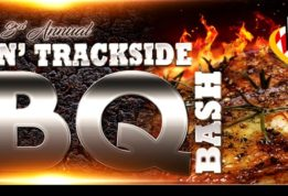 3rd Annual Smokin' Trackside Barbeque Bash