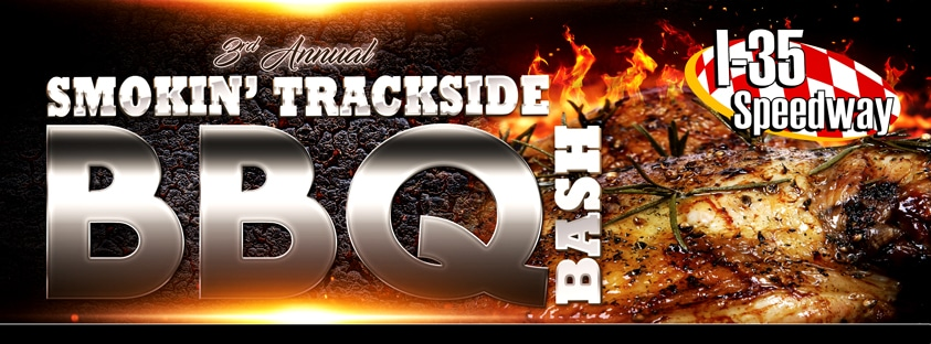 3rd Annual Trackside BBQ Bash