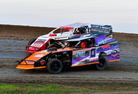 Mercer Earns His Seventh, as Rain Shortens Casey's Night at the Races