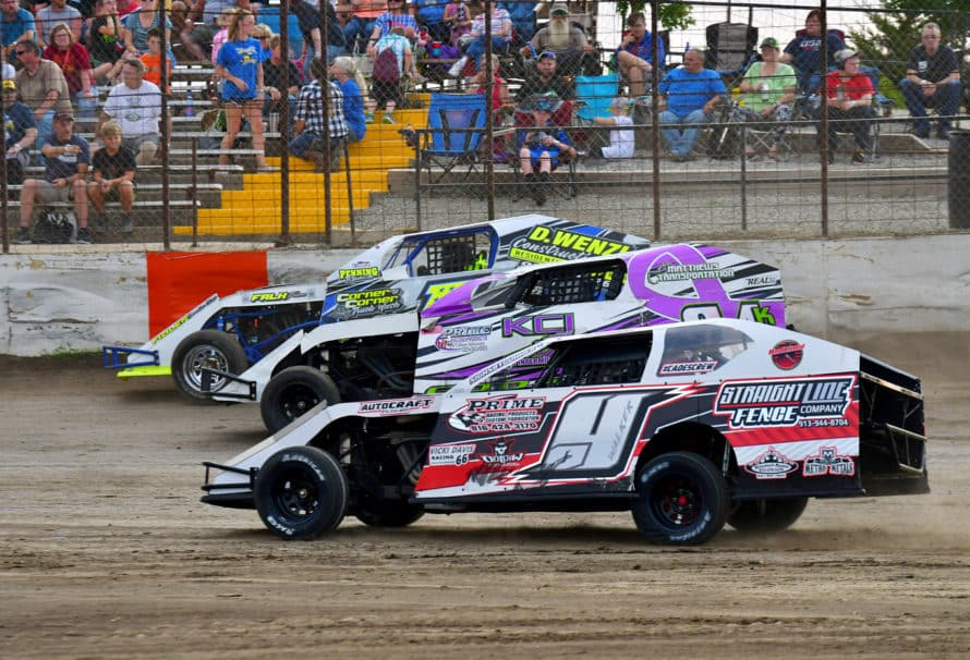 I-35 Speedway August 7, 2018 Press Release