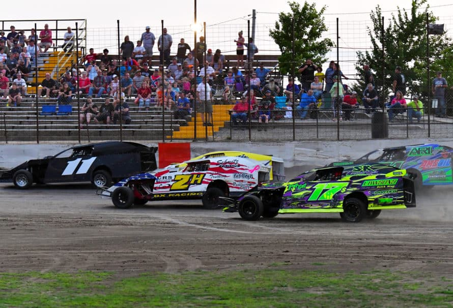 I-35 Speedway Five Events in Nine Days