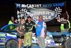 Schafman, Heeter and Bryant Win Smokin' Hot Summer Series Championships on Generational Buildings Night at the Races