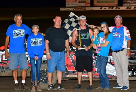 Blake Pierce Snags First Career Win, Elliott, O'Neal and Makar Among Others to Taste Victory