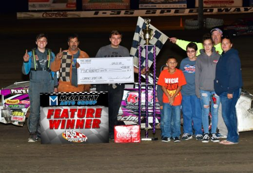 Dakota Girard Takes Sport Compact Feature by a Nose, Fuqua, Galvan and O'Neal also Winners on Casey's Night at the Races