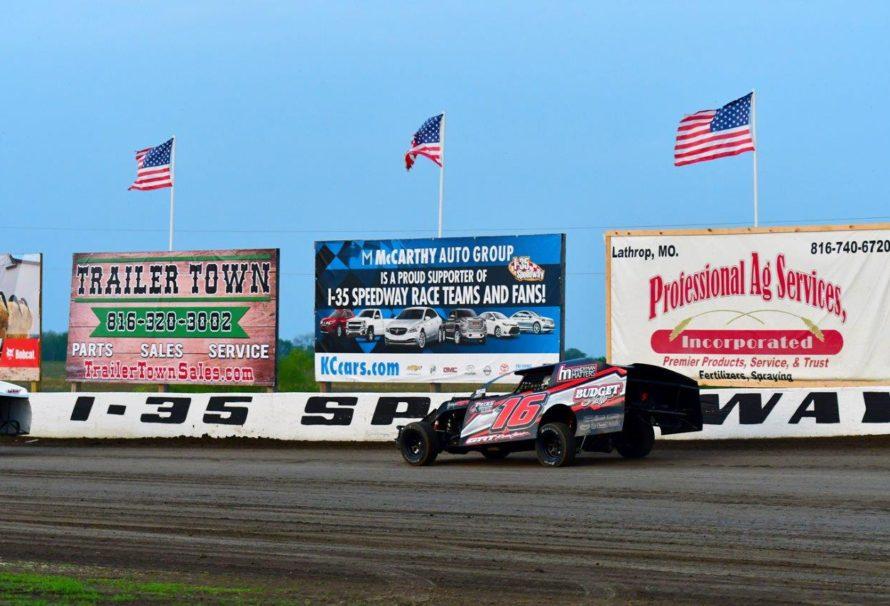 I-35 Speedway September 11, 2018 Press Release