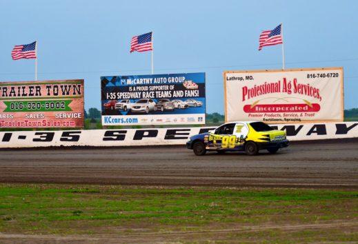 I-35 Speedway September 17, 2018 Press Release