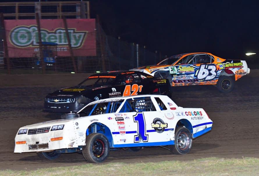 I-35 Speedway USRA Nationals October 15, 2018 Press Release