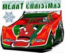 Merry Christmas Race Fans